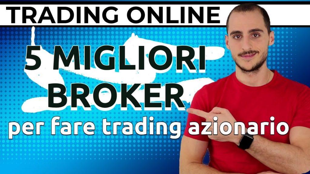 I migliori broker per fare trading da casa